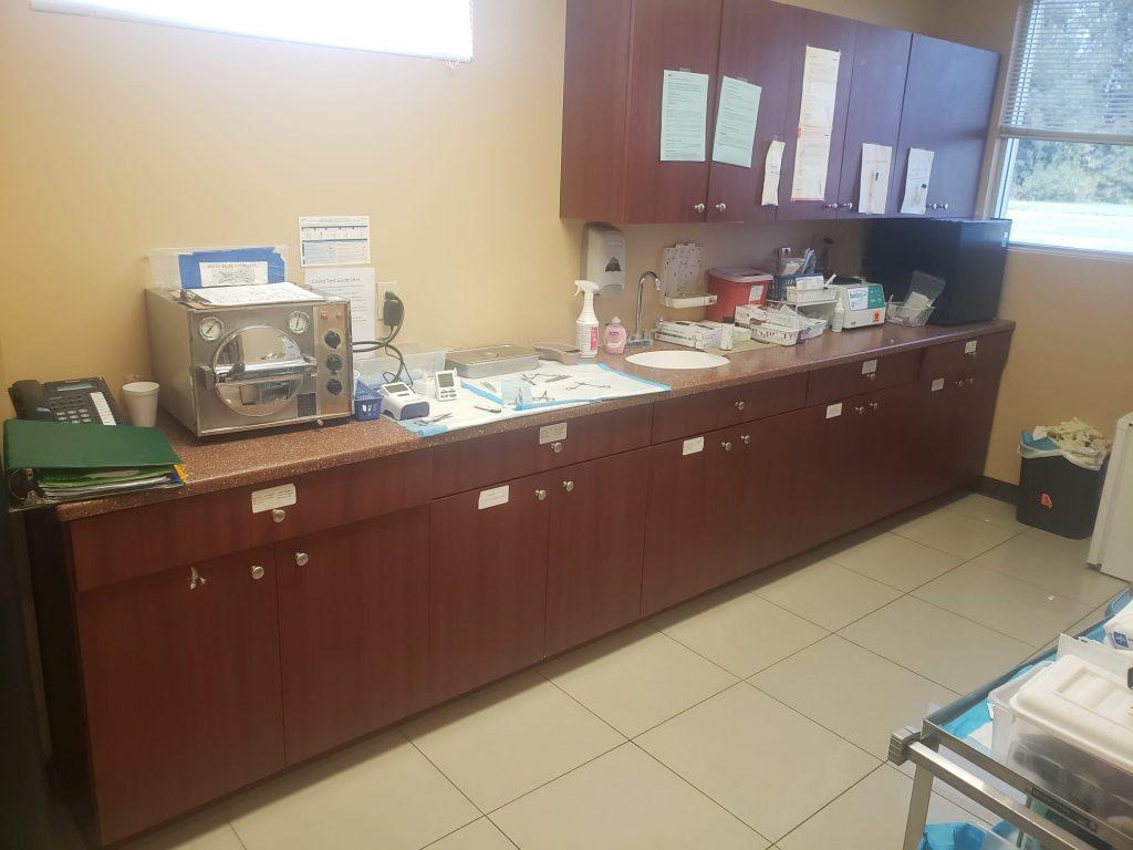 urgent care lab work